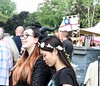 Fashion accessories (daaisyuk) Tags: weekend youngpeople chillin sunnysunday parklife unusual hat head