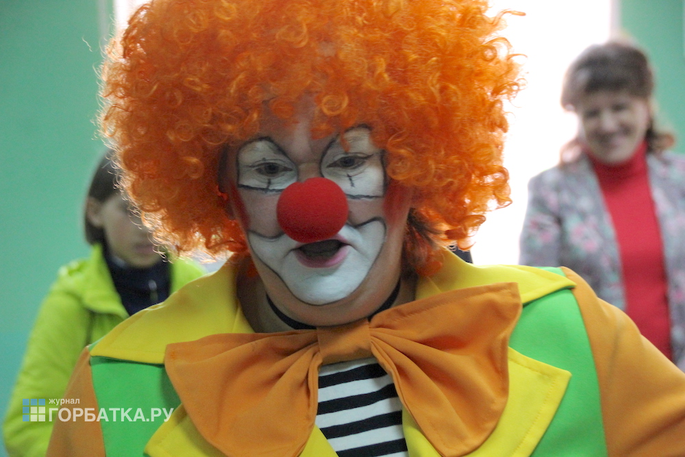 Детский праздник в Новлянке