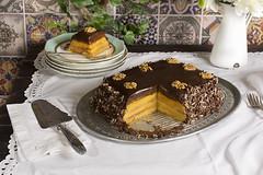 tarta-de-galletas-y-dulce-de-leche2 (Frabisa) Tags: recetas cocinacasera cocinasaludable tarta galletas crema dulcedeleche chocolate recipes homecooking healthycuisine cake cookies cream