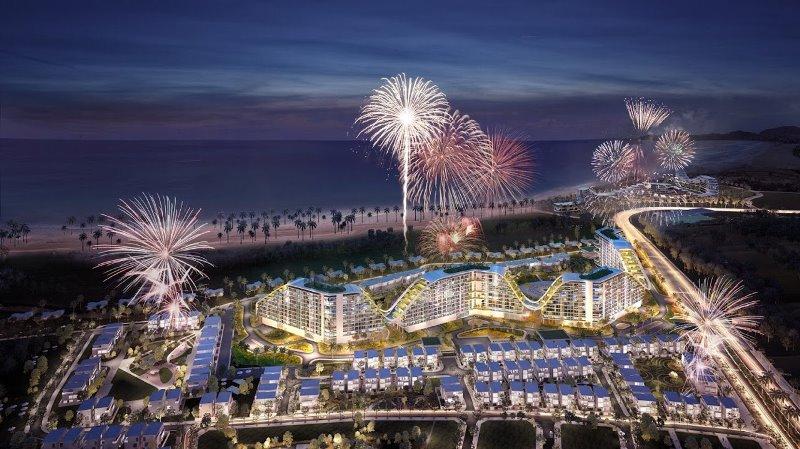 """Vì sao cơn """"lốc"""" condotel The Coastal Hill FLC Quy Nhơn đang hút mạnh dòng tiền?"""