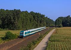 223 062 (maurizio messa) Tags: br223 alx84109 alex netinera siemens er20 germania germany bayern mau bahn ferrovia nikond7100 treni trains railway railroad