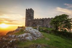Brentor Sunset (Rich Walker75) Tags: brentor sunset sky church dartmoor devon landscape landscapes landscapephotography landmark landmarks historic history ancient religion canon eos80d eos england efs1585mmisusm
