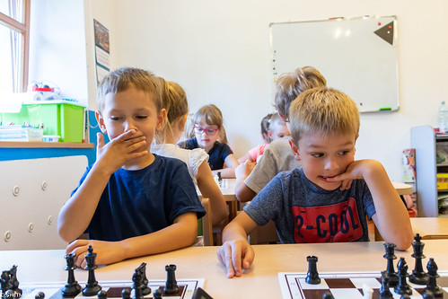 IV Szachowe Mistrzostwa Przedszkola Abracadabra-14