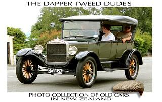 Dapper Tweed Dudes Photos cars 7