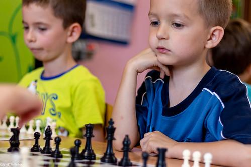 VIII Turniej Szachowy o Mistrzostwo Przedszkola Europejska Akademia Dziecka-39