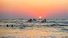 Завтра будет новый день(Tomorrow will be a new day) (vladsid1969) Tags: индия закат море солнце гидроцикл люди india sunset sea sun jetski people