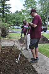 BB&T Volunteers at Maryknoll