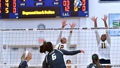 Miss. College 090217 134 (REBlue) Tags: universityofillinoisspringfield uis missssippicollege volleyball glvc trac