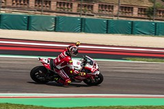 "WSBK Imola 2018 • <a style=""font-size:0.8em;"" href=""http://www.flickr.com/photos/144994865@N06/28494644478/"" target=""_blank"">View on Flickr</a>"