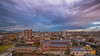 Después de la lluvia. (Eugercios) Tags: santiago santiagodechile chile cityscape ciudad city cidade rain after skyline sky cielo america sudamerica southamerica iberoamerica latinoamerica hispanoamerica lluvia