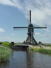 MolengangAlblasserwaard019 (tjabeljan) Tags: molengang windmill molen kinderdijk dutch netherlands alblasserdam holland paysbas olanda zuid