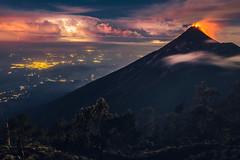 Al Fuego -Guatemala (Hadi Al-Sinan Photography) Tags: alfuego fuego guatemala antigua eruption pray fuerza travel hadi alsinan photography 2018 best shot interesting