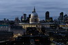 St. Paul at night (Strocchi) Tags: stpaul london londra night cupola dome canon eos6d 24105mm