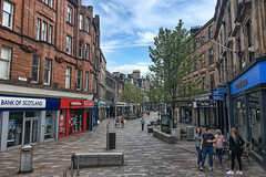 2018-06-10 (Day 161) Stirling High Street