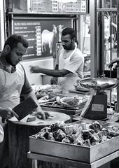 Tekka Centre Wet Market #1 (Ch0jiN) Tags: singapore markets fish seafood asia travel fuji xe2