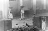 img310 (Höyry Tulivuori) Tags: india 1970 street life people cars monochrome men women child 70s vintage seventies temple city country индия улица чернобелое автомобиль дома народ быт