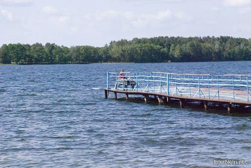 Шацький Національний Природний Парк Озеро Пісочне  МІстки InterNetri  Ukraine 121