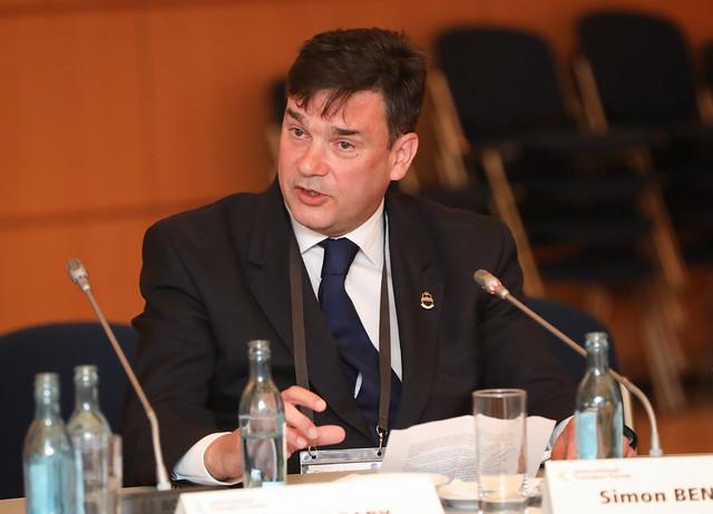 Simon Bennett on decarbonising maritime transport