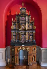 Stourhead House Cabinet (Meon Valley Photos.) Tags: stourhead house cabinet ngc national trust