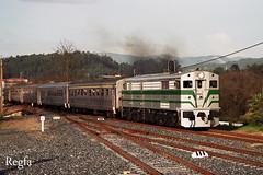 Tui (REGFA251013) Tags: 1800 alco comboio tren travelptg ptg portugal galicia museo del ferrocarril de train