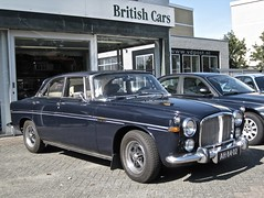 1971 ROVER P5B 3.5 Litre Coupé Automatic (ClassicsOnTheStreet) Tags: ah8402 rover p5b 35litre coupé automatic 1971 roverp5 rover35 v8 8cylinder 8cilinder brits british bache davidbache 70s 1970s voiture pkw classiccar classic oldtimer classico oldie klassieker veteran gespot spotted carspot badhoevedorp sloterweg 2015 straatfoto streetphoto streetview strassenszene straatbeeld classicsonthestreet
