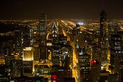 The Girl You Knew the Night Before (Thomas Hawk) Tags: america chitown chicago illinois johnhancockcenter signatureroom the95th thesignatureroom usa unitedstates unitedstatesofamerica architecture night skyscraper us fav10 fav25 fav50 fav100