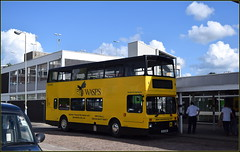 Rolling Stones Concert Shuttle service, Coventry (paulburr73) Tags: volvo olympian s634mkh coachleasing coventry rollingstones concert shuttlebus june 2018 northerncounties eyms eastyorkshiremotorservices