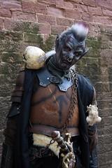 Orks - 20 (fotomänni) Tags: ork orks fantasy kostüme kostümiert costumes costumed masken masks manfredweis