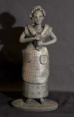 Black Pottery Coyotepec Oaxaca Woman (Teyacapan) Tags: barronegro oaxaca pottery blackpottery coyotepec woman mujer artesanias mexican