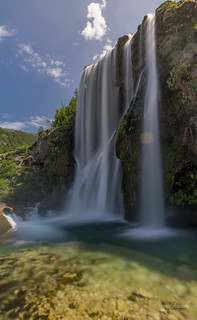 Topoljski buk Waterfall/ Croatia