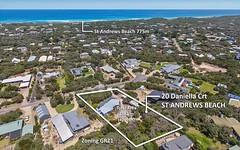 20 Daniella Court, St Andrews Beach Vic