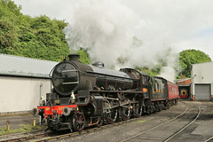 1264_2018-06-05_Grosmont_9290 (Tony Boyes) Tags: 1264 b1 grosmont nymr north yorkshire moors railway 61264