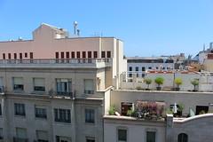 IMG_9492 La Pedrera (Casa Milà) (drayy) Tags: spain barcelona gaudi house apartment apartments building architecture lapedrera casamilà casamila antonigaudí gaudí