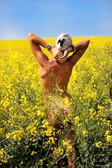 Sofie (henrychristo27 (Christophe)) Tags: sofie portraiture sensuality nude colza women