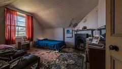 Abandoned Cottage, Scottish Highlands
