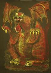IMGP6425s (ArneKaiser) Tags: 1stgrade mrkaisersclass pineforestschool waldorf chalk chalkboard chalkdrawings