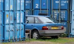 K907 FRW (Nivek.Old.Gold) Tags: 1993 rover 214 sli 16v 5door lexautosales