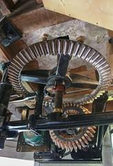 Holgate Windmill machinery, June 2018 - 1