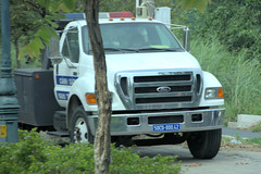 Vietnamese Police truck (CooverInAus) Tags: ford f750 truck police ho chi minh vietnam