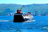 Scotland West Coast the car ferry Loch Riddon making for Largs 28 May 2018 by Anne MacKay (Anne MacKay images of interest & wonder) Tags: scotland west coast caledonian macbrayne calmac car ferry loch riddon sea town largs xs1 28 may 2018 picture by anne mackay