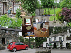 Our holiday cottage (Jackie & Dennis) Tags: applecroft keswick