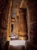 Moody (Don César) Tags: egypt egipto middleeast mediooriente columns columnas temple luxor africa yellow amarillo medinethabu shadow sombra panorama