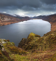 Ennerdale Stitch (Benjamin Driver) Tags: ennerdale ennerdalewater water stitch stitched land scape landscape landscapes waterscape lake lakedistrict portrait clouds cloud snow hill hills snowcappedhills snowcapped winter 2018 bleak walking lee nd ndgradfilter grad filter ndfilter mountains mountain