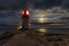 IMGP2290-Edit-2 (jarle.kvam) Tags: lindesneslighthouse lighthouse fyr lindesnes norway skaegerak ocean moon moonlight