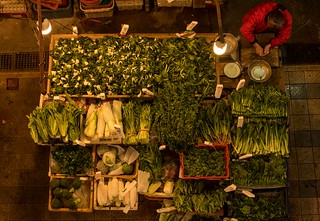 Vegetables Stand