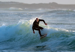 Surfer Riding (Thanks for 1.5 million views) Tags: kando surferwaynekelly surf wave pacific asilomar