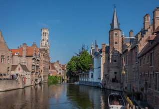 Bruges View (Fujifilm X70 Trans-X Compact with 28mm f2.8 Fixed Lens) (1 of 1)