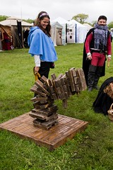 Towers Game (Pahz) Tags: janesvillerenaissancefaire janesvillewi renfaire renaissancefaire renaissancefairephotographer pattysmithjrf jvl wisconsin