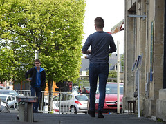 Man-with-baguette-03 (drhopf) Tags: bayeux france male