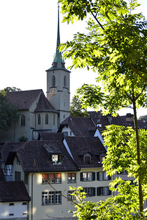 Bern. Nydeggkirche